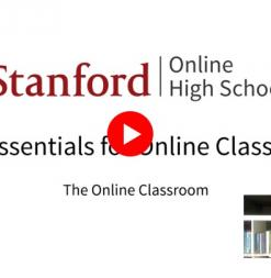 Essentials - The Online Classroom